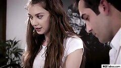 Cherry 18yo visits the doctor - Unspoiled Taboo - Elena Koshka