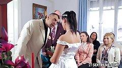 Scandalous Wedding Wild Satan