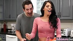 Twistys - Food Fight Fuck - Gina Valentina,Donnie Rock