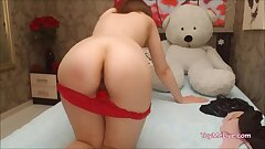 sensual naked teenager marvelous taunt
