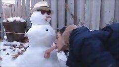 snowman fucks - 770cams.com