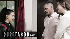 PURE TABOO, Cuckold Husband's Mistress Emerges at His House