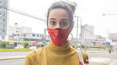 VENEZUELAN MODEL tricked into image shoot